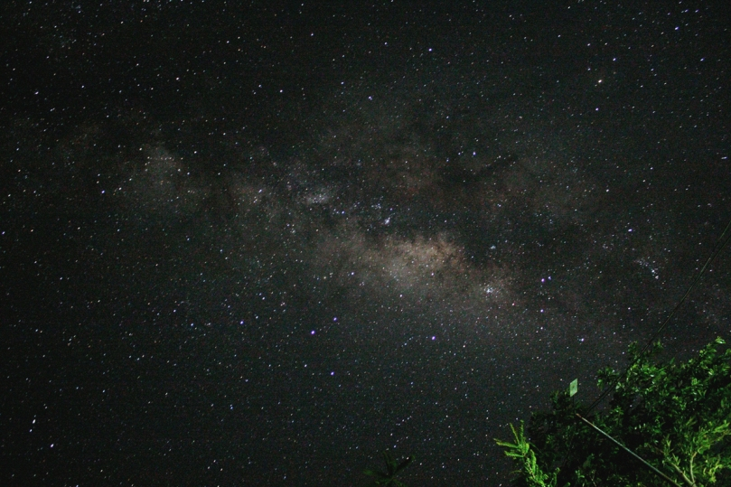 milky way aug 23 2014
